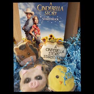 BBabushka- Cinderella Starstruck DVD cookies