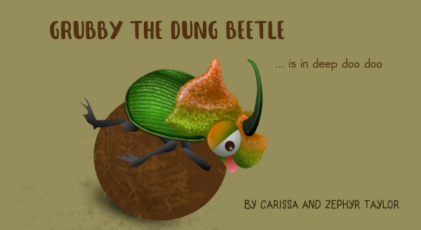 Grubby the Dung Beetle