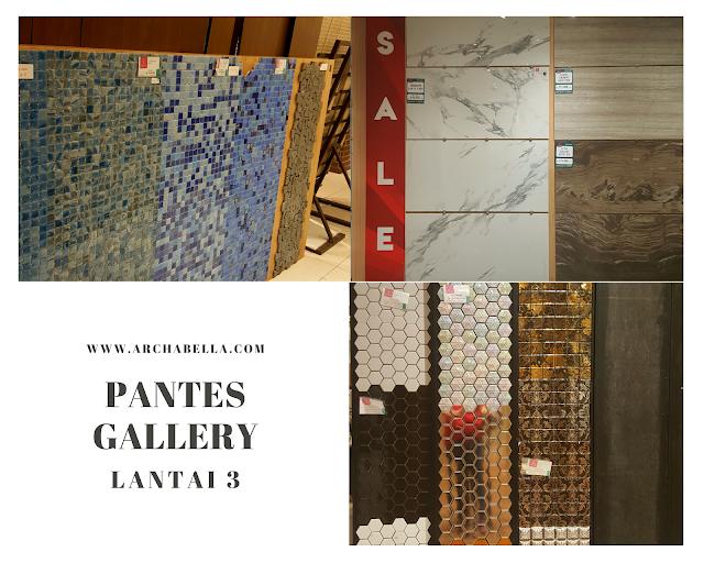 pantes gallery lantai 3
