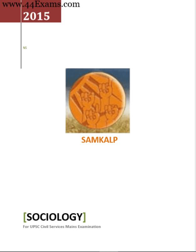 Sociology-by-Nitin-Sangwan-For-UPSC-Exam-PDF-Book