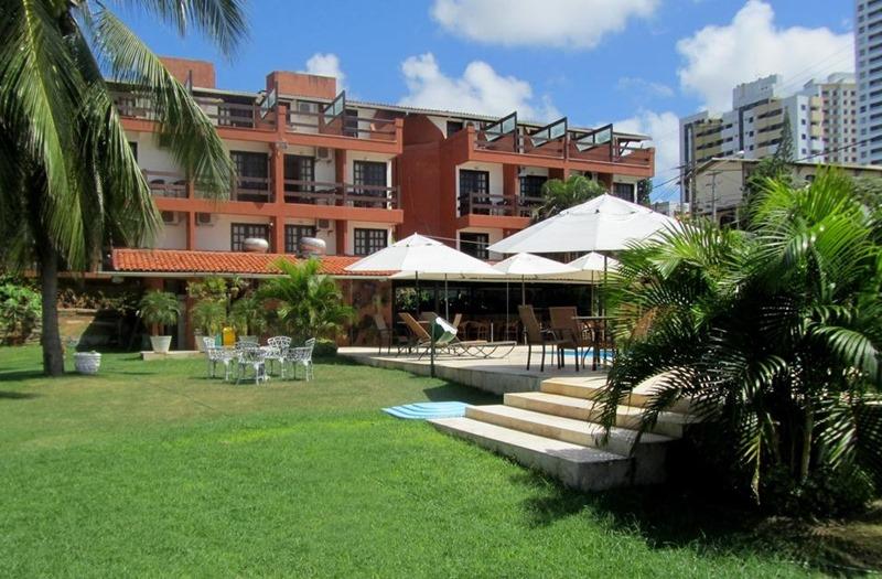 Natal hotel Ponta Negra: Atol das Rocas
