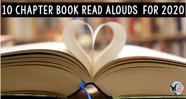 10 chapter book read alouds for 2020