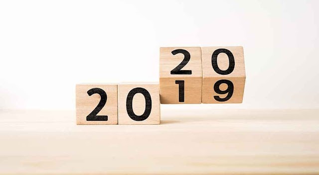 Persediaan Tahun 2020 Bermula 3 Bulan Terakhir di 2019