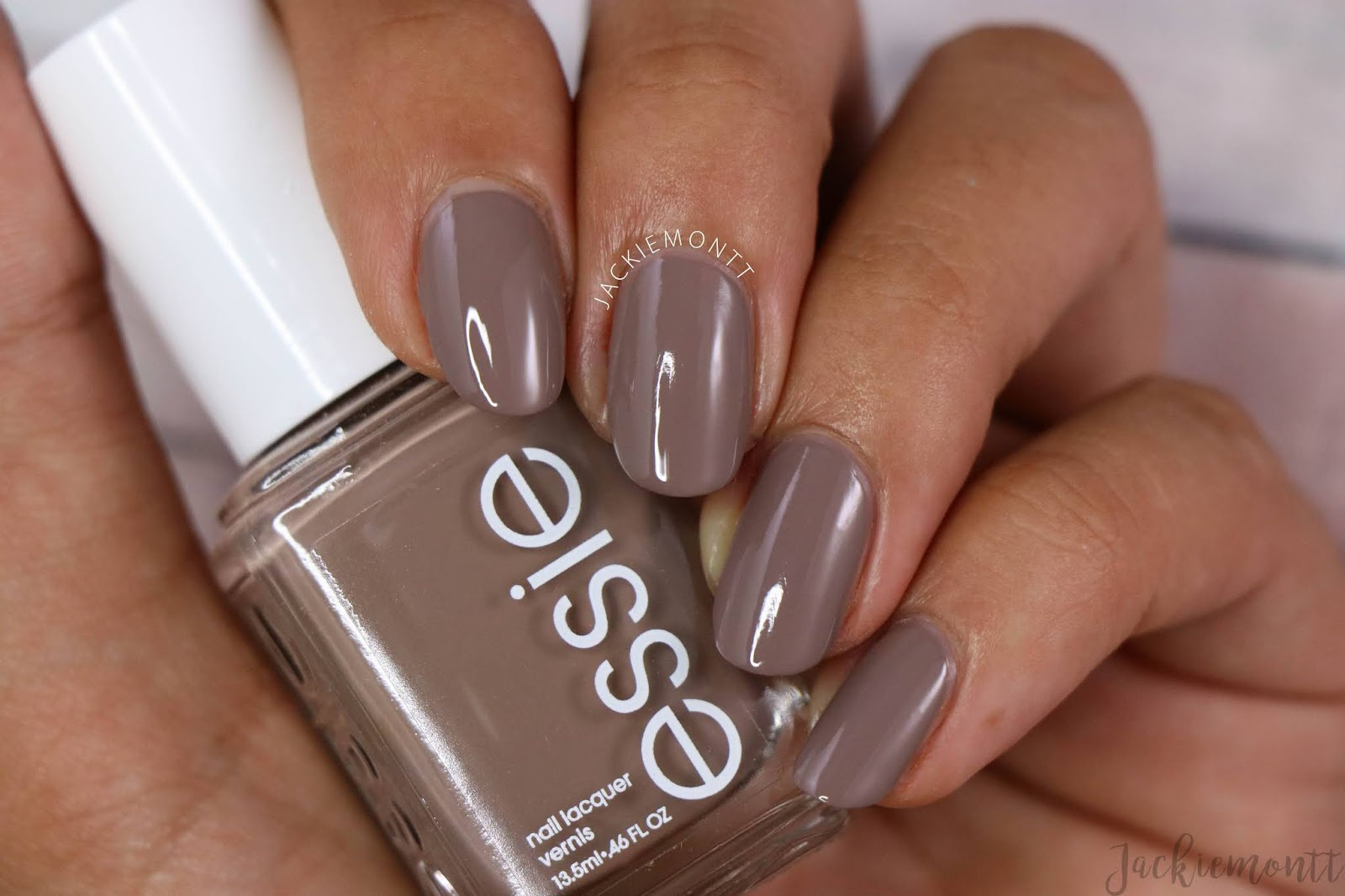 Essie Fall 2019 Collection Swatches and Review , JACKIEMONTT
