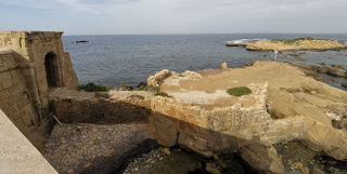Isla de Tabarca, La Cantera.