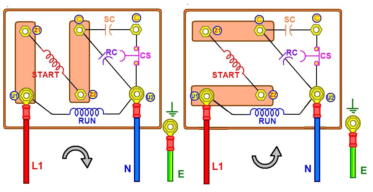 Como Calcular Un Condensador Para Un Motor Trifasico Reseñas Motor