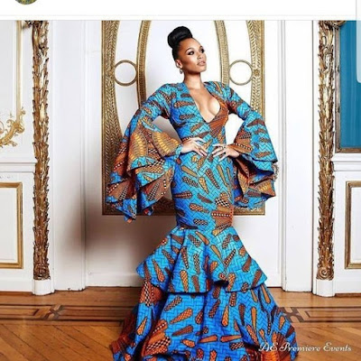 Often once people showcase their chosen material for a forthcoming event 37 Traditional Ghanaian Ankara Dresses Styles Attires for African Women