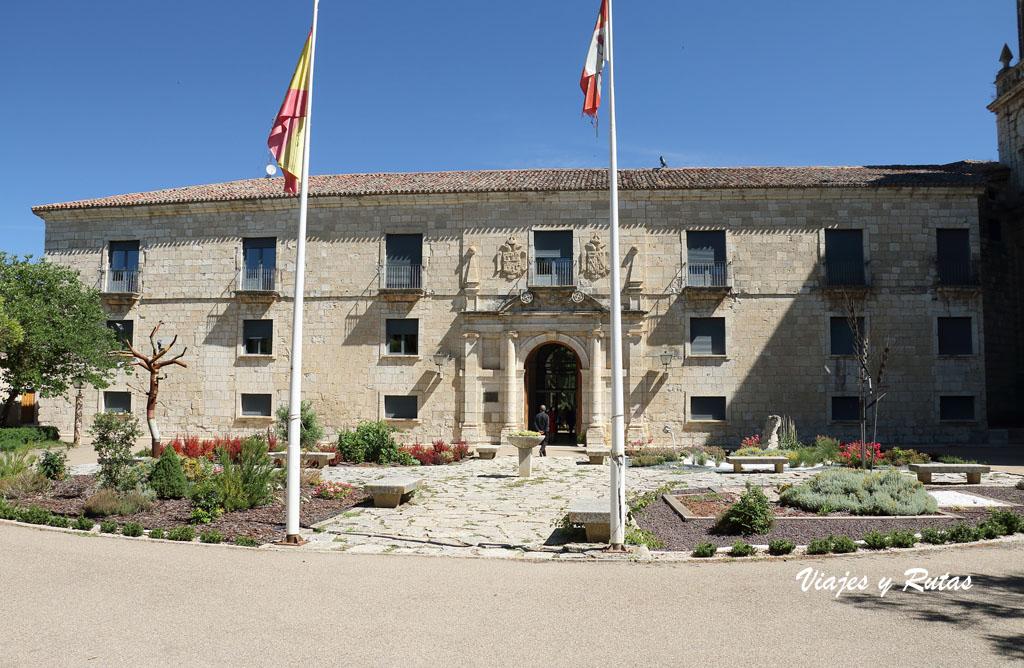 Hospedería del Monasterio de la Santa Espina