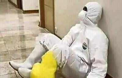 Cleaning Servis (CS) di Rumah Sakit selama Pandemi Covid19, mereka juga bertaruh nyawa  memastikan rantai penularan covid-19 terputus. Hormat Kami bagi rekan Cleaning Service atas pengabdiannya. Berikut Ungkapan Hati Para Cleaning Service di Rumah Sakit