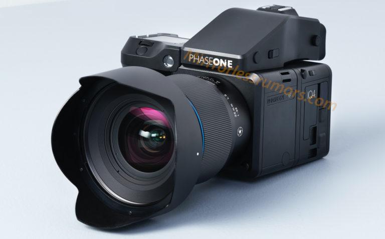 Камера PhaseOne IQ4