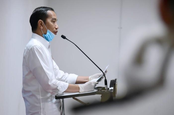 Jokowi Perintahkan Pembatasan Sosial Skala Besar dan Darurat Sipil