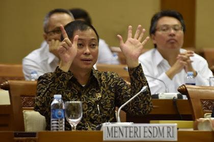 Dicecar DPR, Menteri Jokowi ini Akui HoA Inalum dan Freeport Tidak Mengikat