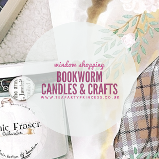 Window Shopping: Bookworm Candles and Crafts