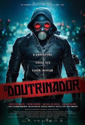 Tem Na Web - Crítia de O Doutrinador, filme sobre justiceiro que elimina políticos corruptos