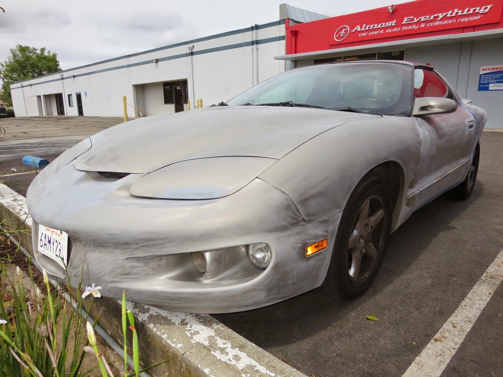 Auto Body-Collision Repair-Car Paint in Fremont-Hayward