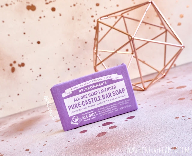 DR.BRONNER's ALL-ONE LAVENDER SOAP