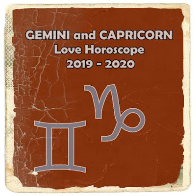 GEMINI and CAPRICORN Love Horoscope 2019 2020 Astrology Cafe