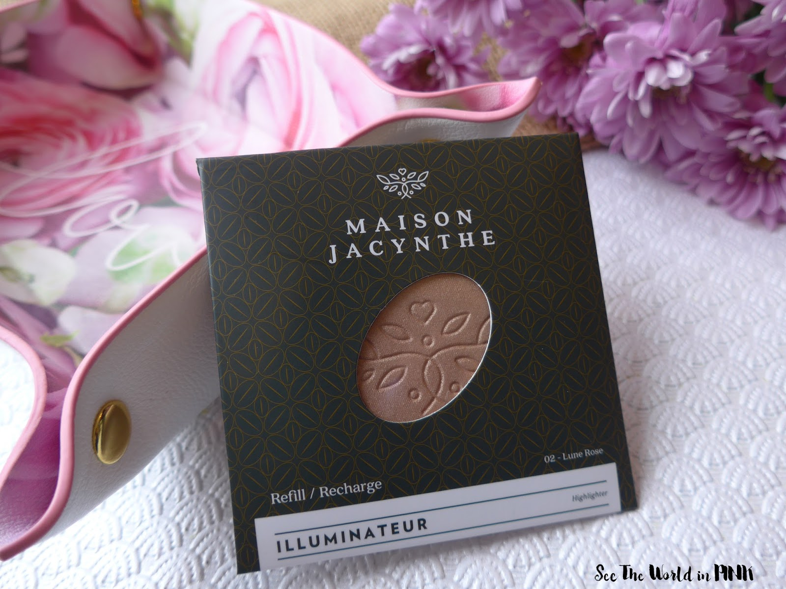Maison Jacynthe Makeup - Foundation and Illuminator Try-on, Swatches and Reviews!
