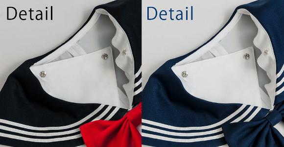Inilah Baju Renang Sekolah Jepang Model Pelaut yang Sangat Imut