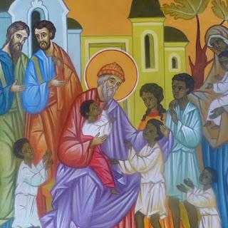 Εικόνα Αγίου Σπυρίδωνος του Λουγκουζί