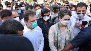 rahul-priyanka-condemn-journalist-arrest