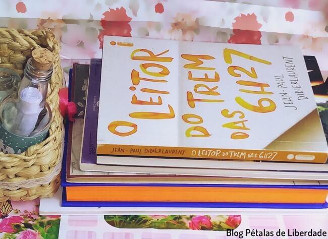 resenha, livro, O-leitor-do-trem-das-6h27, Jean-Paul-Didierlaurent, Intrinseca, blog-literario, opiniao, trecho, blog-literario-petalas-de-liberdade, marijleite