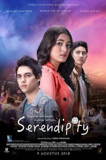 profil, biografi, biodata dan Sinopsis Film Serendipity 2018 lengkap