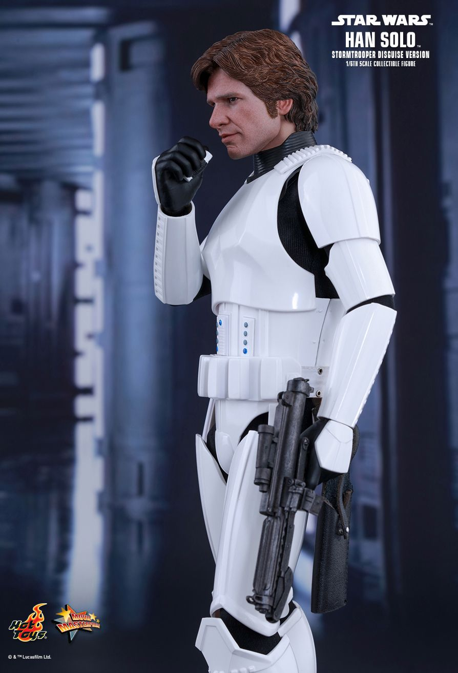 EP. IV - UN NOUVEL ESPOIR - HAN SOLO (STORMTROOPER Disguise Version) 10