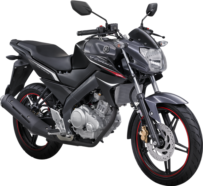 Modifikasi Motor Yamaha New Vixon