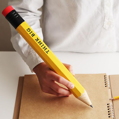Oversized Pencil