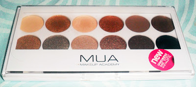 MUA Undress Me Too Eye Palette