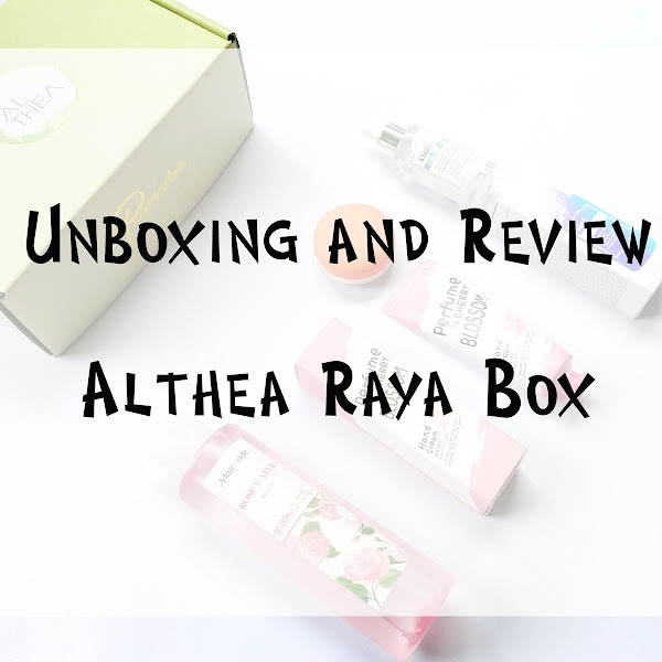 Unboxing and Review Althea Raya Box