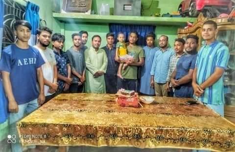আনোয়ারা (A E H B boy's) গ্রুপের পক্ষ থেকে মাননীয় প্রধানমন্ত্রী জন্মদিন উদযাপন