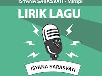 Lirik Lagu Mimpi - Isyana Sarasvati