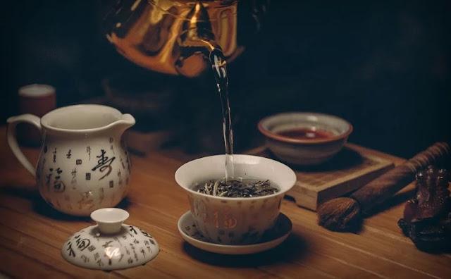 nutrition facts green tea health benefits teas ecgc