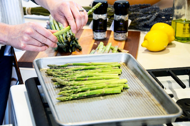 How to cook savory dishes with lavender