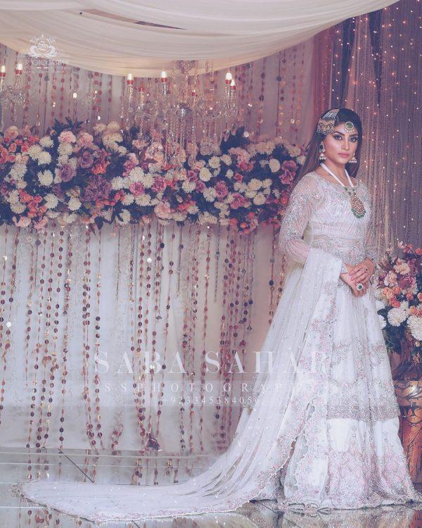 Actress Zoya Nasir Ravishing Bridal Photo Shoot