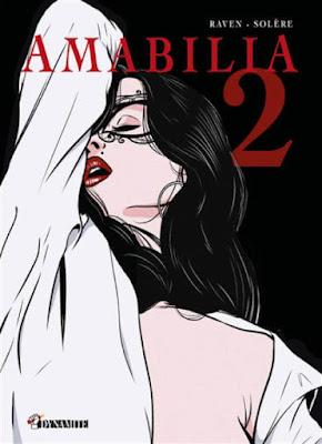 BD érotique Amabilia tome 2