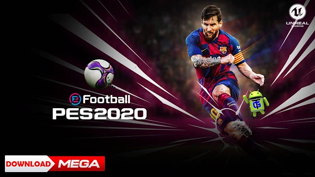 Download pes 2020 Mod Android OBB PATCH Messi Update