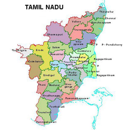 state-of-tamil-nadu-map-districts-maps