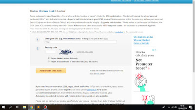 Cara Cek Broken Link atau Link Mati Pada Blog dan Cara Memperbaikinya
