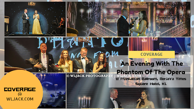 [Coverage] An Evening With The Phantom – Songs From The Musical