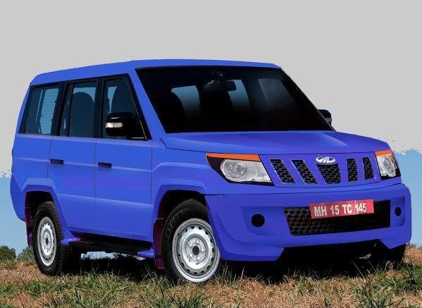 New Mahindra Bolero U301