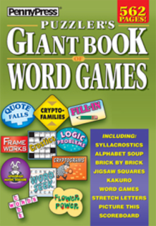 Giant Book of Word Games