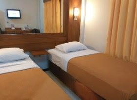 Kamar Hotel Bukit Dago Bandung