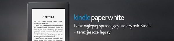 Wielkanocna promocja w Amazon.de. Kindle Paperwhite i Kindle Voyage przecenione o 40 euro