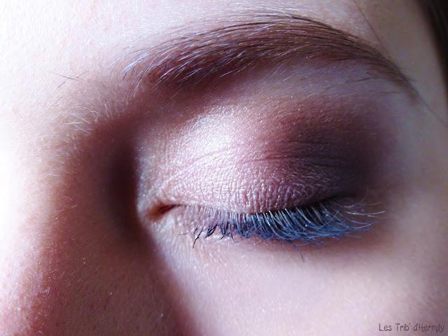 Maquillage hivernal Too Faced Chocolate Bon Bons Bourjois Souffle de Velvet Plum Plum Pidou