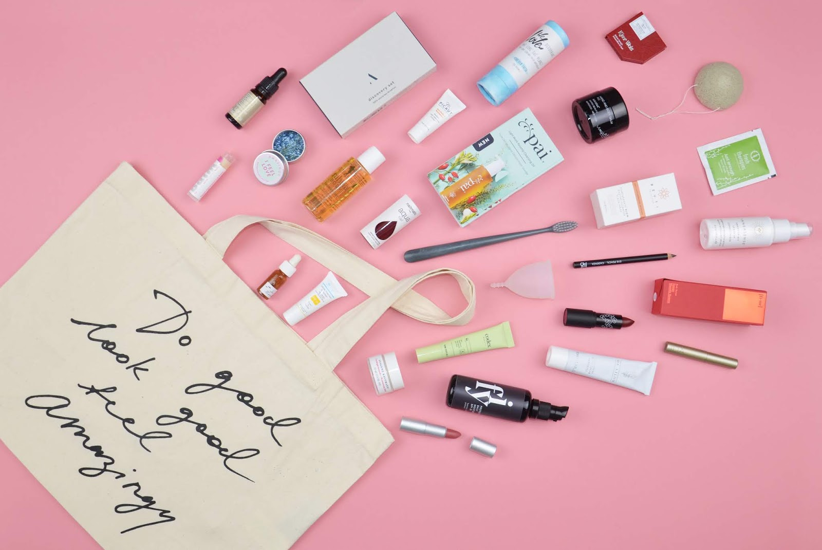 Amzingy lanciert die do good, look good, feel amazingy beauty charity box 2020