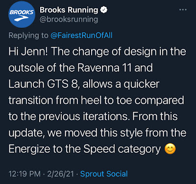 Brooks tweet