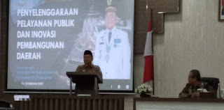 Wakil Walikota Jambi Maulana Buka Rakor Penerapan Smart City